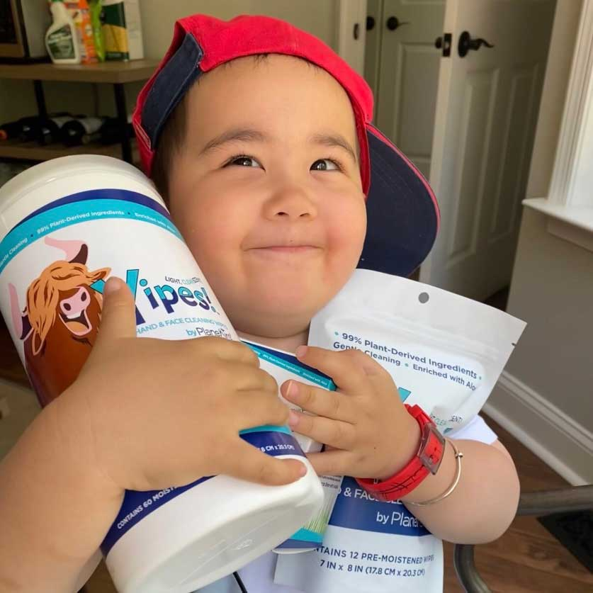 Wipes for Kids